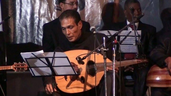 عبد الرحمن قماط فنان بوسعادة