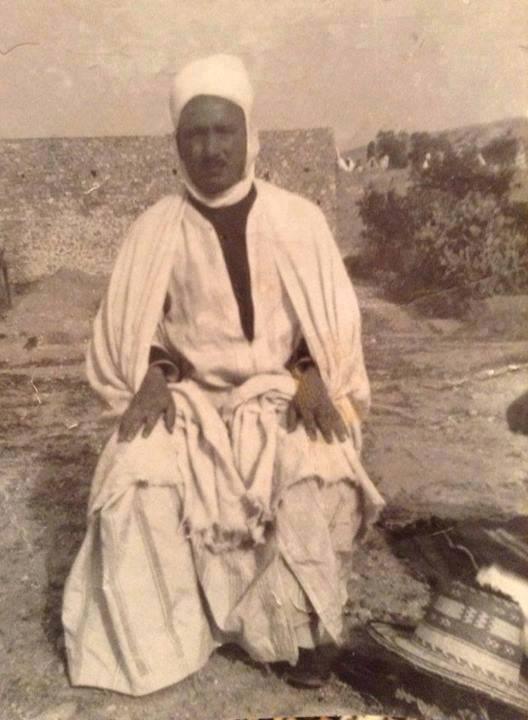 الشيخ والي الحاج الطيب الملقب بـ الطيب السديري