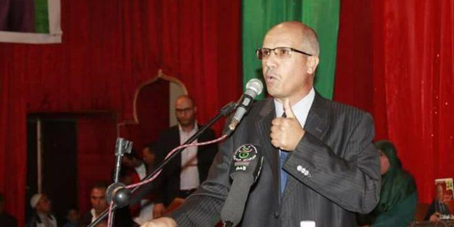 عمران لمبارك رئيس بلدية بوسعادة الجديد